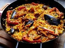 The image for CUISINE OF SPAIN PAELLA